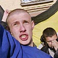 Skinheads Photo: AP