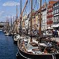 Copenhagen. To get a Tel Aviv beach