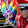 Gay Pride Parade (archive photo) Photo: Tomeriko