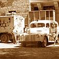 The convoy to Mt Scopus