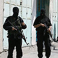 Hamas gunmen in Gaza Photo: AFP
