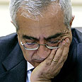 Prime Minister Salam Fayyad. Financial worries Photo: AP