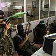 Hamas gunmen. To resume clashes? (archives) Photo: AP