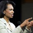 US Secretary of State Condoleezza Rice Photo: AP