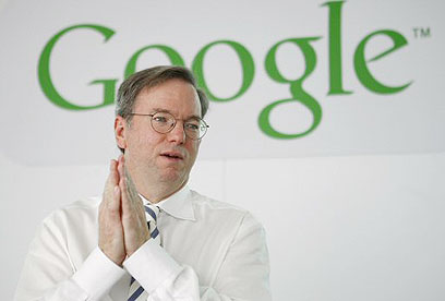 Eric Schmidt. Israeli culture 'allows you to challenge authority.' (Photo: Reuters/Archive)