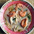 טום יאם שרימפס, אוכל תאילנדי. צילום: עדי עליה