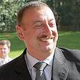 Azerbaijan President Ilham Aliyev Photo: Reuters