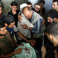 Mourners in Gaza (archive) Photo: AFP