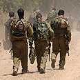 IDF troops outside Gaza (archive) Photo: Amir Cohen