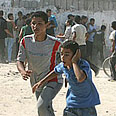Attack in Gaza (archives) Photo: AFP
