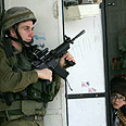 IDF soldier in Gaza Photo: Reuters
