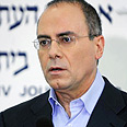 Shalom, 'Agreement at home first' Photo: Niv Calderon