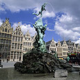 Antwerp, Belgium Photo: Index Open