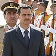 Assad. Preparing for war? Photo: Reuters