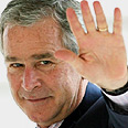 Bush. Has a plan Photo: AFP