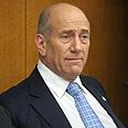 Prime Minister Olmert Photo: Gil Yohanan