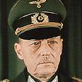 קרל רודולף גרד פון רונדשטט. מפקד קבוצת ארמיות דרום.