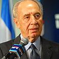 President Shimon Peres Photo: Yaron Brenner