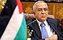 Salam Fayyad Photo: AP