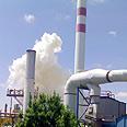 Makhteshim factory at Ramat Hovav