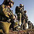 IDF soldiers near Gaza (Archives) Photo: AP
