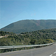 Mount Meron Photo: Galit Kosovsky