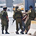 IDF soldiers in Nablus (archives) Photo: AP