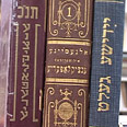 Yiddish to remain a living language? Photo: Ahimeir Porat