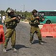 Soldiers near Netiv Ha'asara (archives) Photo: Shula Margalit