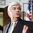 Senator Chris Dodd Photo: AP