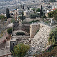 Jerusalem. Population still growing despite emigration Photo courtesy of City of David