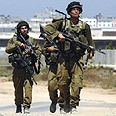 IDF soldiers near Karni (archive) Photo: Reuters