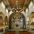 Synagogue in Berlin, Germany Photo: Reuters