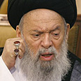 Hizbullah's spiritual leader Photo: Reuters