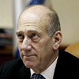 PM Ehud Olmert Photo: Reuters