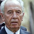President Shimon Peres Photo: Dudi Vaaknin