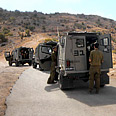 IDF forces near Lebanese border Photo: Avihu Shapira