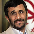 Less than truthful. Ahmadinejad Photo: AP
