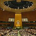 UN General Assembly Photo: Reuters