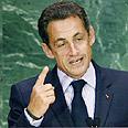 President Sarkozy Photo: Reuters