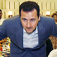 Assad confirms raid Photo: Reuters