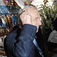 Shimon Peres Photo: Le'am
