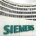 Siemens logo Photo: AP
