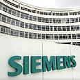 Siemens logo Photo: AP