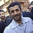 Ahmadinejad Photo: Reuters