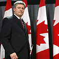 Canadian Prime Minister Stephen Harper Photo: Reuters