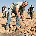 Qassam rocket (Archive photo) Photo: Rafi Babian