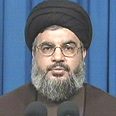 Hassan Nasrallah Photo: Al Jazeera