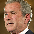 Bush - 'Israelis trust him' Photo: AP