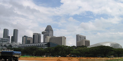 סינגפור.